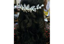 BRIDESMAID HAIRDO - THERESIA by Priska Patricia Makeup