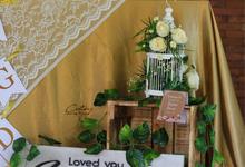 Sallyna Diana's Bridal Shower by cuteylastingfleur