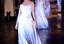 Fashionshow Wedly in Love by CV Makeupartist by Claudia Vanessa