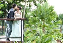 He Yundi & Che Lin At Kupu - Kupu Barong Ubud by Kiss Mrs Wedding Planner