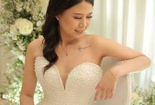 Wedding Agnes & Jaya by Reginapangmakeup