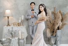 The Wedding of Afung & Luciana by Sky Wedding Entertainment Enterprise & Organizer