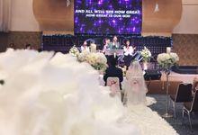The Wedding Denny Oswaldo & Lusiana Tanudjaja by Red Hat Organizer