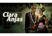 Wedding of Clara and Anzas by GRAINIC Creative Studio