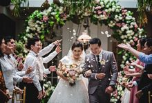 THE WEDDING OF FREY & RICCA by The Wedding Boutique
