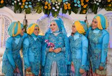 Wedding Reception by Fakhri photography
