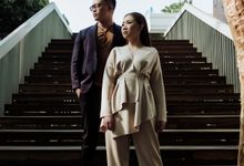 Anthony & Meka Prewedding by Vilani Pictures