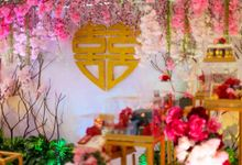 Sangjit by CoolWater Decoration & Event Planner