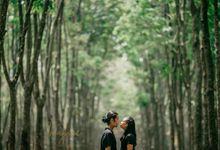 Prewedding Aldio + Ayu by prewedding imagine wedding semarang