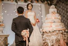wedding of bayu + vivi by prewedding imagine wedding semarang