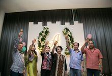 70 th birthday party by prewedding imagine wedding semarang