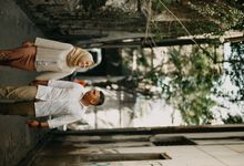Cassual Prewedding by Dream Moments