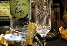 Travi's Birthday Party by Hits.co party planner