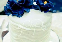 Wedding Cake by FortiePlus