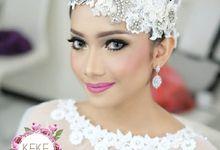 Wedding Make Up by kekemakeup.id