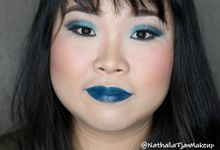 Theme Photoshoot Makeup - Ms.Kezia by Nathalia Tjan Makeup