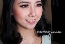 Bridesmaid Makeup Ms.Ira by Nathalia Tjan Makeup