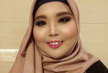 Bridesmaid makeup by Syifa27-Makeupart