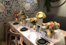 Cynthia Bridal Shower - Sekai Sushi Pluit by Two Creations