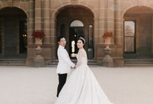 Historic Mansion Engagement by Poetyque Events