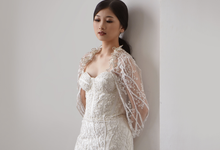 Timeless Wedding Makeup by CynthiaSMakeupartist