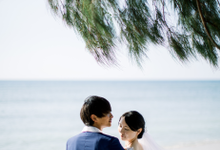 Jin & Arisa (Couple Session) by Cyra Photo