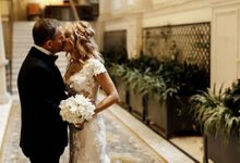 Saint Petersburg classic wedding by Soul Wedding
