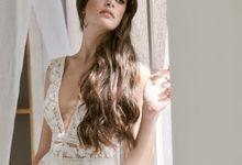 Platinum Gown - Whisper White by Alissha Bride