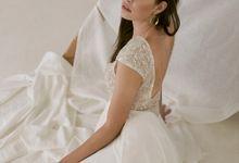 Platinum Gown - Whisper White 2 by Alissha Bride
