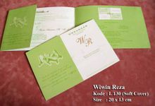 Economy (Click For Other Choices) by Jasmine Invitation Card