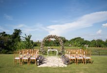 Wedding of S & R by The Samata