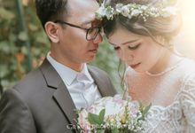 Wedding Isna & Aries by Gracio Photography