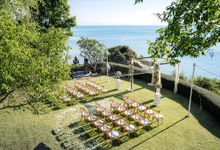 Wedding at The View villa Koh Samui Thailand by BLISS Events & Weddings Thailand