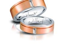 Infinity couple wedding ring by MB Jewellery