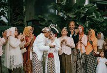 Adel & Ferly Akad Nikah - Temu Manten by Kisah Kita Wedding Planner & Organizer