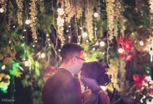 The Engagement of Karina & Oki by Dream Catchers
