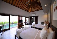Bedroom by Zoe Villa Canggu Bali