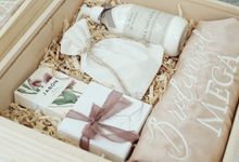 Bridesmaid box by Cocotier