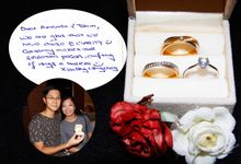Guest Notes of eClarity couples by eClarity Diamonds
