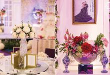 Love in the Castle by Orchid Florist and Decoration