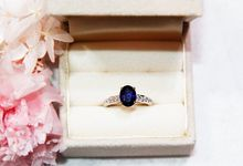 Ring Setting - Expression of Eternal Love 2 by eClarity Diamonds