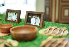 Galuh & Ipan Wedding by GENDHIS GOODS