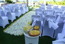 SARAH & DAVE WEDDING by Anapuri Villas Bali
