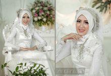 wedding jhani & ihfazh by FramePhotography