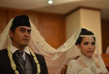 Andri & Mila Wedding by Bagus Putra Photography