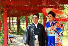 Foto Prewedding Dian & Rangga by Foto Kimono