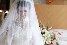 Deddy & Wenny by felicia sasongko wedding make up
