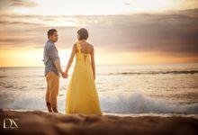 THE PREWEDDING  AFIAN + BELLA by DuaSudut Photography