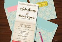 WEDDING INVITATION by Jolly's Little Dreams