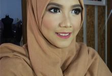 HIJAB by FEMI APRIL MAKE UP
